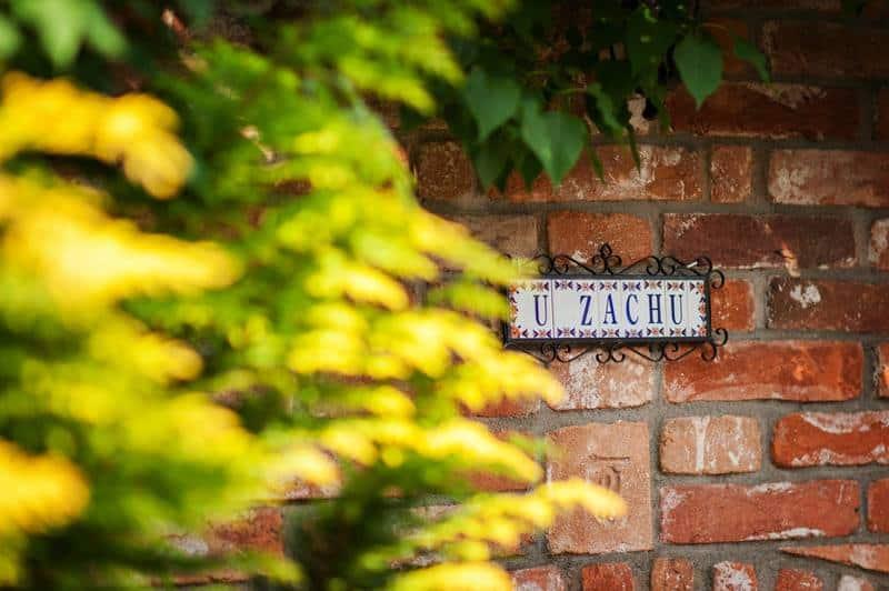 Penzion U Zachů