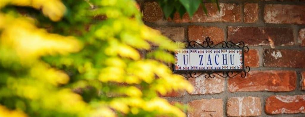 Vítejte U Zachů ve Vracově!